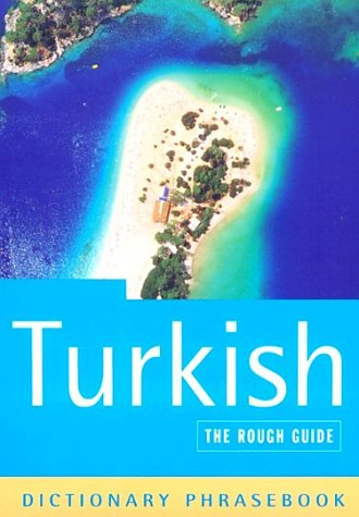 9781858287515: The Rough Guide Turkish Dictionary Phrasebook (Rough Guide Phrasebook)