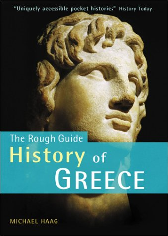 9781858287690: The Rough Guide History of Greece
