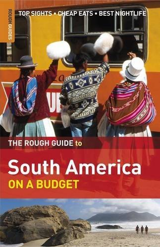 9781858288185: The Rough Guide to South America On a Budget