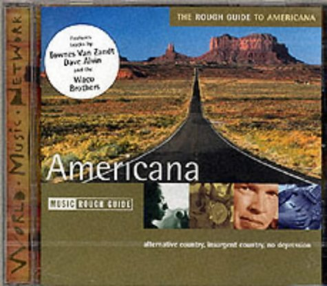 9781858288338: The Rough Guide to Americana: Music Rough Guide