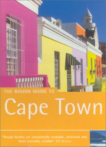 The Rough Guide to Cape Town: Pinchuck, Tony, McCrea, Barbara