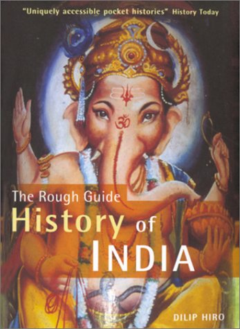 9781858288420: The Rough Guide History of India