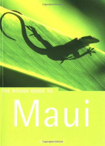 9781858288529: The Rough Guide to Maui 2 (Rough Guide Mini Guides)