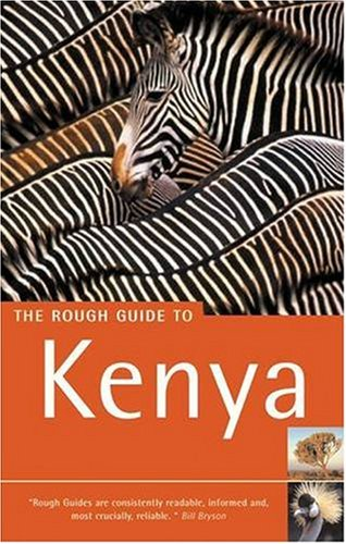 9781858288598: The Rough Guide to Kenya