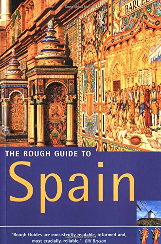 9781858288703: The Rough Guide to Spain (10th Edition)