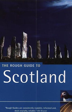 9781858288734: The Rough Guide to Scotland (Rough Guide Travel Guides)