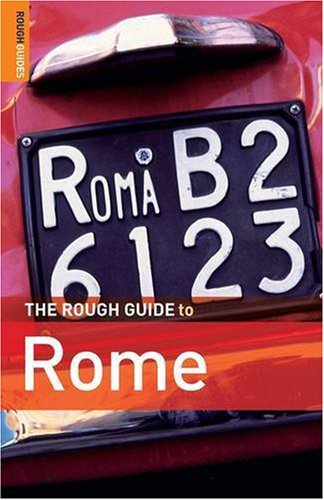 9781858289014: The Rough Guide to Rome, Second Edition