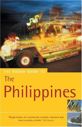 9781858289656: The Rough Guide to The Philippines, First Edition