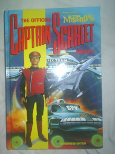 The Official Captain Scarlett and the Mysterons Annual