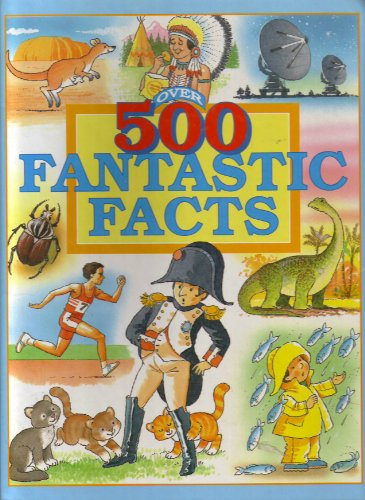 9781858300849: Over 500 Fantastic Facts