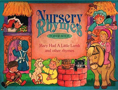 Nursery Rhyme Pop-Up Books:Wee Willy Winkie,Goosey Goosey