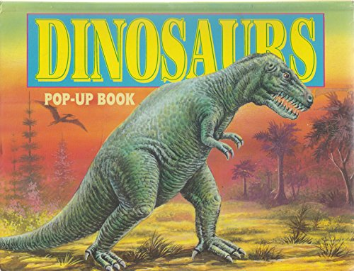 Dinosaur Pop-up Books