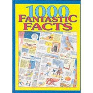 9781858303024: 1000 Fantastic Facts