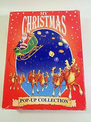 9781858303192: Fairy Tale Pop-Up Books: My Christmas Pop-Up Collection