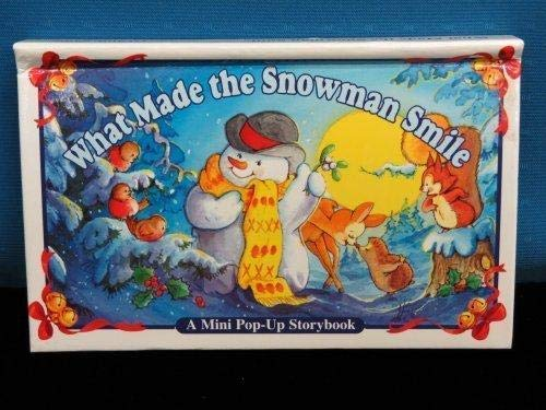 9781858303727: Musical Christmas Pop-Up Books: Magic Little Christmas Tree; What Made the Snowman Smile; Welcome to Santa's Toyshop; Santa's Sleigh Ride