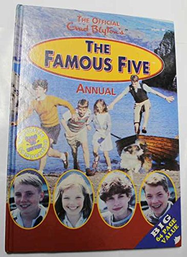 Official Famous Five Annual 1997: Lynch, Tony.