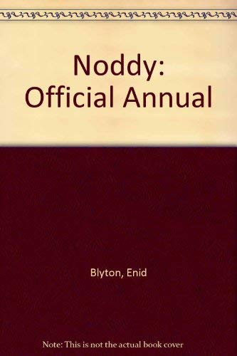 9781858305073: Noddy: Official Annual