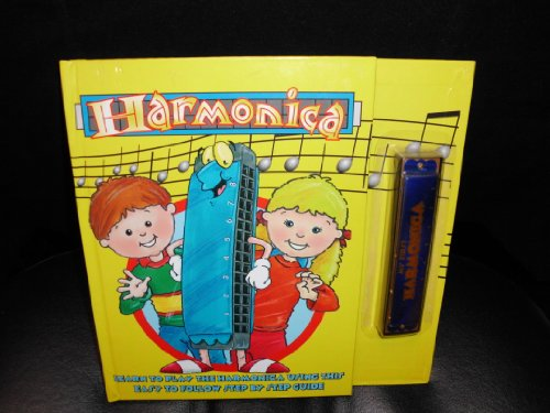 Harmonica: Learn To Play The Harmonica Using This Easy To Follow Step By Step Guide: Howard, Frazer