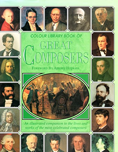 9781858330723: Great Composers