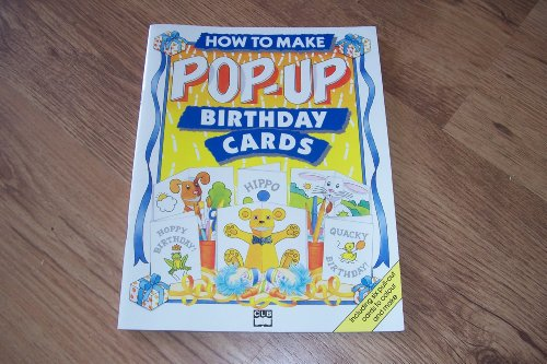 9781858332383: How to Make Pop-Up Birthday Cards