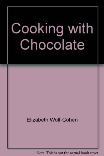9781858332451: Cooking with Chocolate