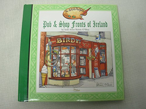 9781858334042: Pub and Shop Fronts of Ireland