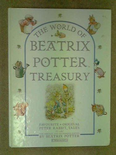 9781858335261: World Beatrix Potter Treasury