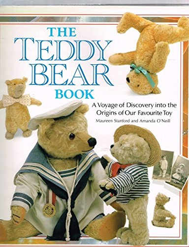 9781858335582: Teddy Bear Book: A Voyage of Discovery into the Origins of Our Favourite Toy