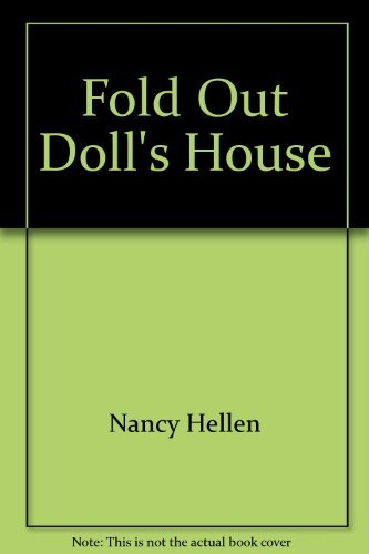 9781858335698: Fold Out Doll's House