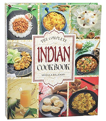 9781858335865: The Complete Indian Cookbook
