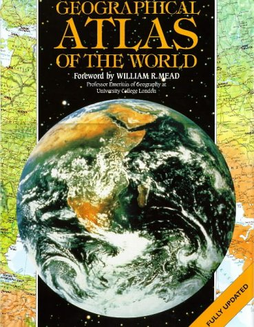 9781858335902: Geographical Atlas of the World