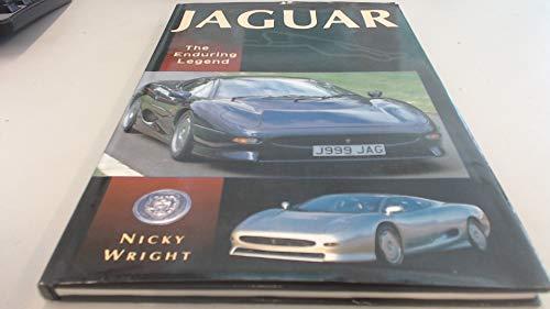 9781858336589: Jaguar: The Enduring Legend
