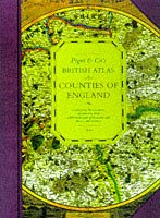 COUNTY MAPS OF ENGLAND: Pigto & Co.