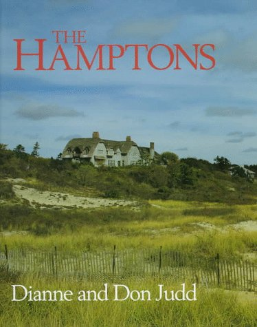 The Hamptons: Judd, Don