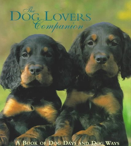 9781858337296: The Dog Lover's Companion