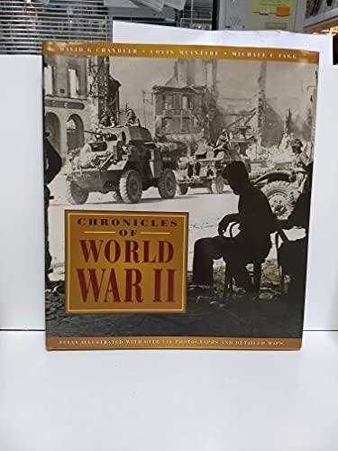 9781858337630: Chronicles of World War II