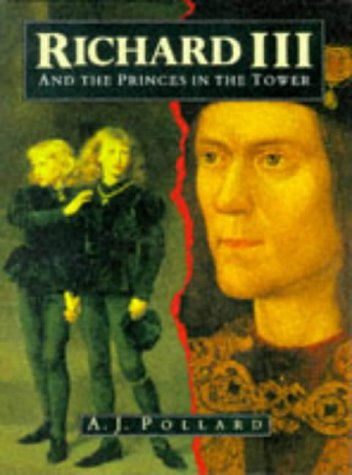 9781858337722: Richard III and the Princes In the Tower