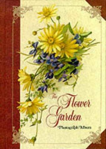 9781858337807: The Flower Garden Photograph Album