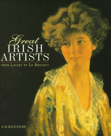 9781858337852: Great Irish Artists: From Lavery to Le Brocquy