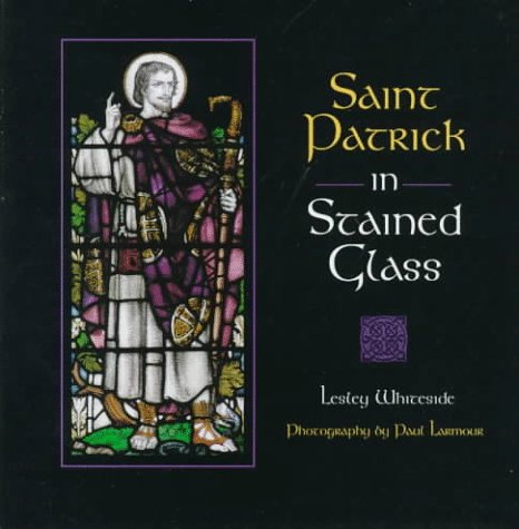 9781858337869: St. Patrick in Stained Glass
