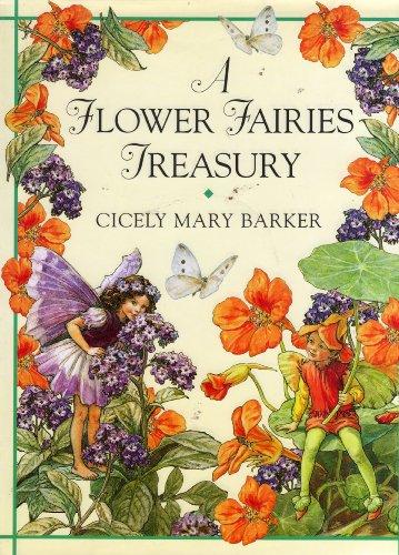 9781858338194: A Flower Fairies Treasury