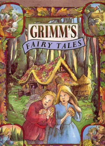 9781858338248: Grimm's Fairy Tales