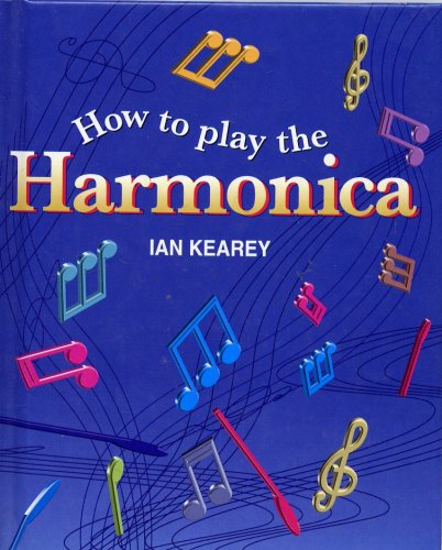 9781858339238: How to Play the Harmonica