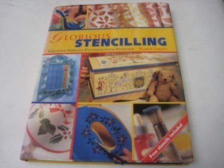 9781858339481: Glorious Stencilling