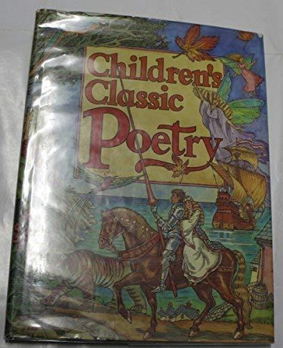 9781858339627: CHILDREN'S CLASSIC POETRY.