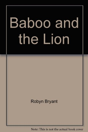 9781858339726: Baboo and the Lion