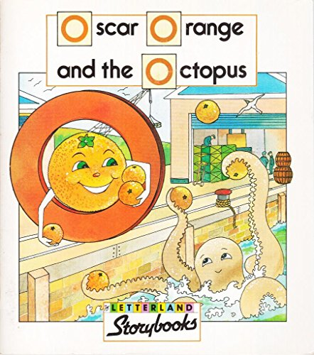 9781858340661: Oscar Orange and the Octopus (Letterland Storybooks)