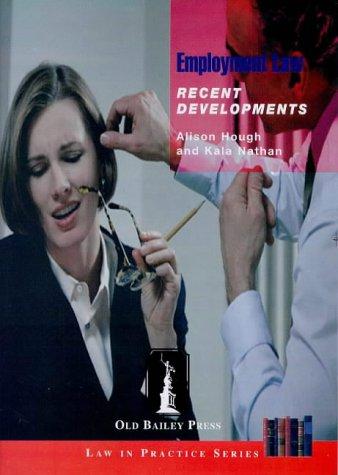 9781858362915: Employment Law (Recent Developments)