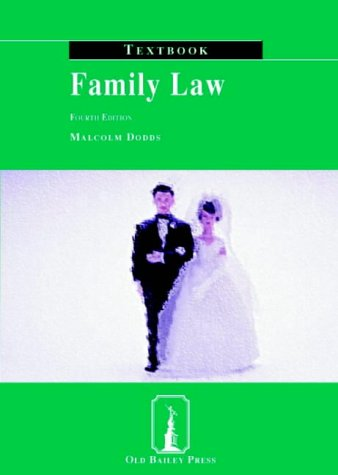 9781858364971: Family Law Textbook