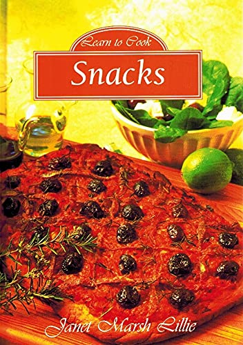 9781858370798: Learn to Cook Snacks